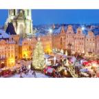 Zboara dus-intors cu numai 53 euro, la Targul de Craciun din Praga!