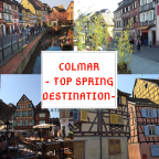COLMAR, a fairytale city!